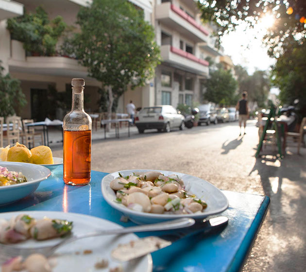 Culinary Walks: Athens