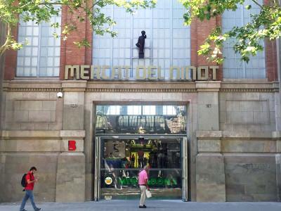 Mercat del Ninot, photo by Paula Mourenza