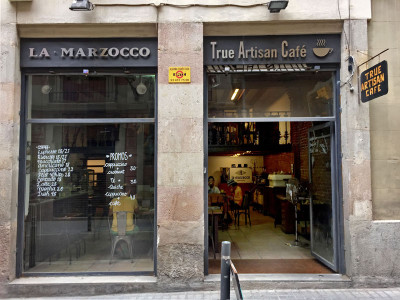 True Artisan Café, photo by Paula Mourenza