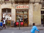 Andorra Restaurant, photo by Johanna Bailey