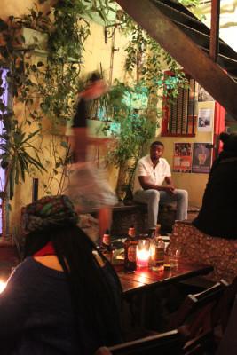 Café Ganesh, photo by Athena Lamberis