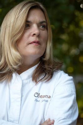 Chef Ana Sortun, photo by Susie Cushner