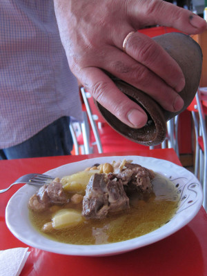 Azerbaycan Sofrası's piti, photo by Ansel Mullins
