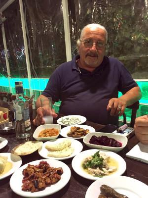 Fıstık Ahmet, photo by Rana Hoffman