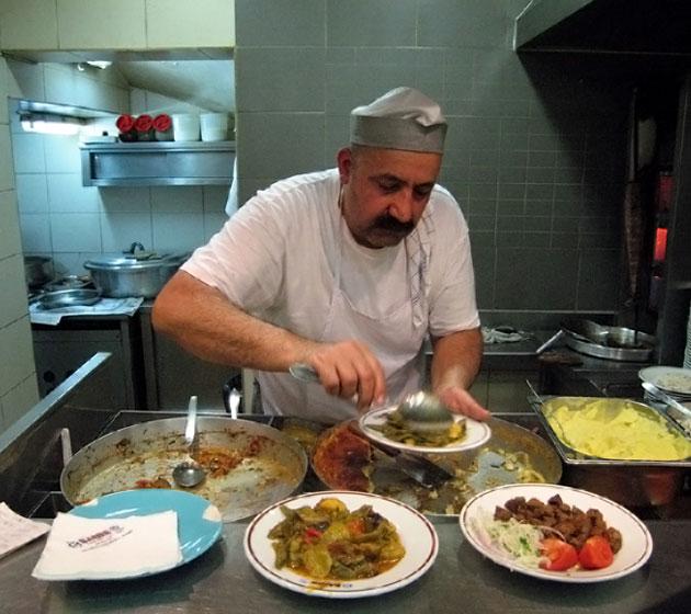 Culinary Walks: Istanbul