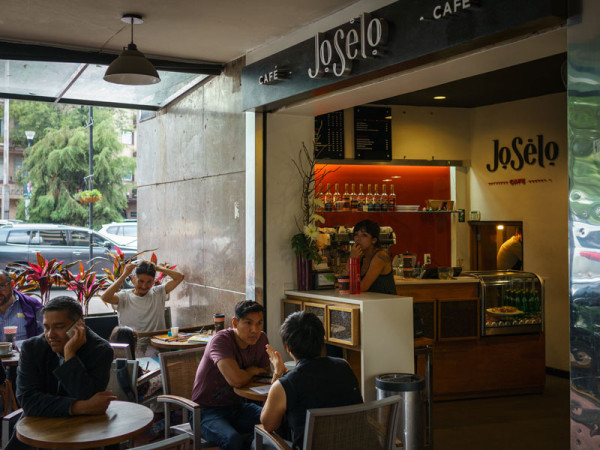Café Joselo, photo by PJ Rountree