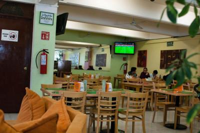 La Casa de las Enchiladas, photo by Ben Herrera