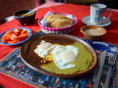 Huevos Las Lupitas, photo by PJ Rountree
