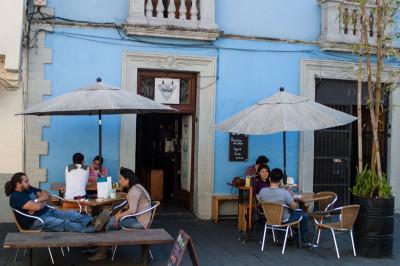 Mexicano mezcalería, photo by Ben Herrera