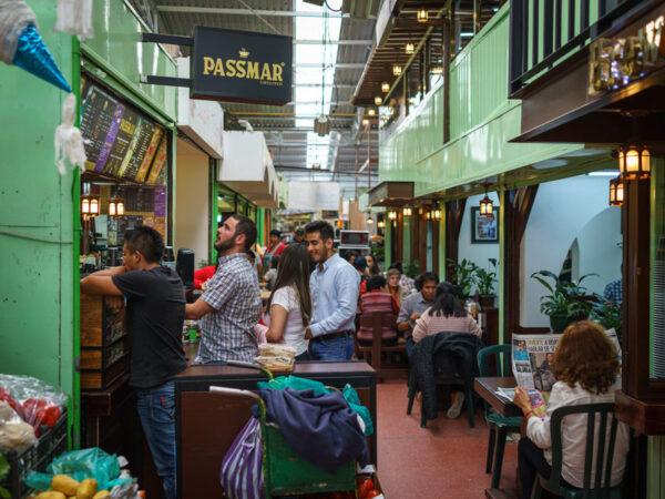 Café Passmar, photo by PJ Rountree