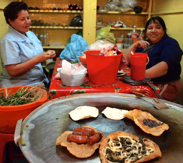 Culinary Walks: Mexico City