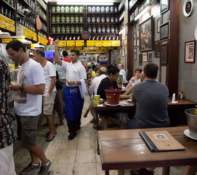 Culinary Walks: Rio