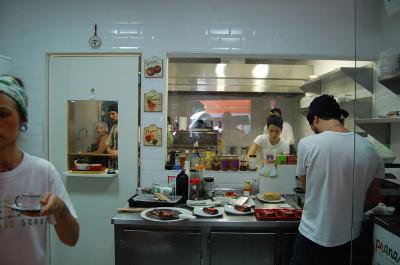 Prana Cozinha Vegetariana, photo by Taylor Barnes