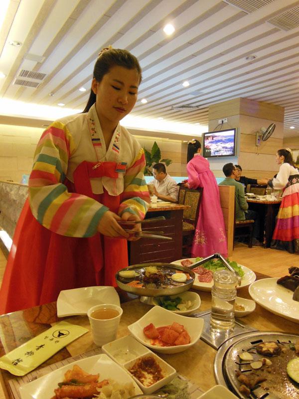 Pyongyang Restaurant Photo By Untour Shanghai