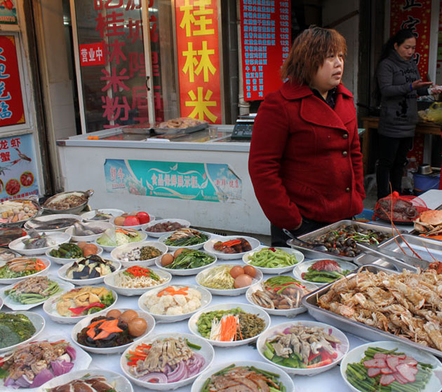 Culinary Walks: Shanghai