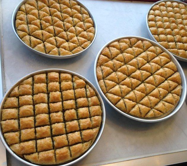 Culinary Walks: Gaziantep